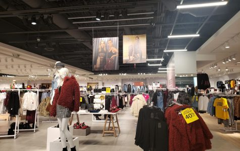 Forever 21 is a business that markets its products along with religion.
