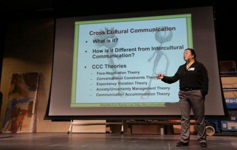 Rosetta Lee addresses the topic of Cross Cultural Communication.