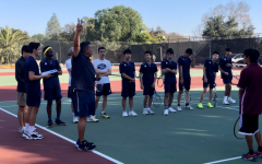 WSC varsity tennis kicks off season with non-league match