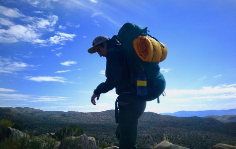 Thru-Hiking the California Backcountry