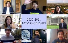 Exec speeches will be featured on the Webb Canyon Chronicle. Graphic by Summer Chen.