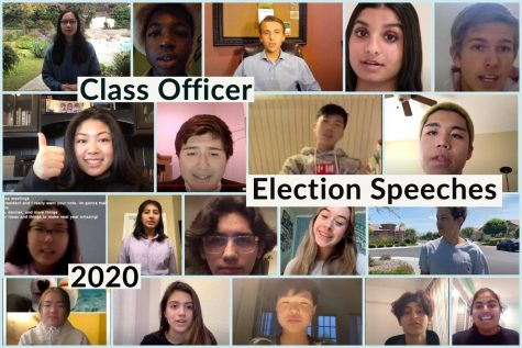 Meet the 2020-2021 Student Government Class Officer candidates