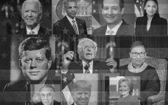 American political figures are becoming more and more like celebrities.