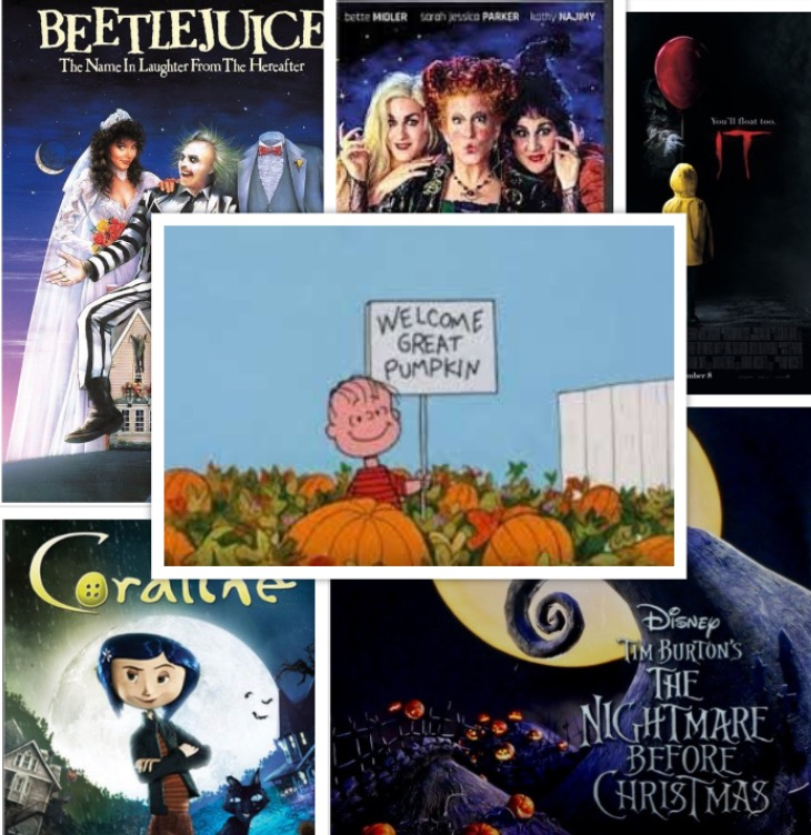Webbies vote for their must watch flicks for Halloween night