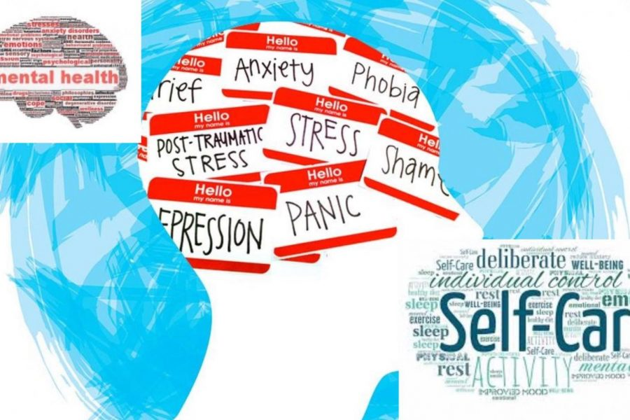 It is important to actively look after one's mental health and look for ways to stay mentally healthy.