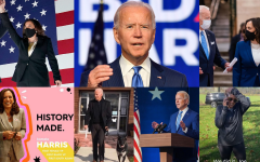 Some of the social media posts that have been circulated by Webb students since Joe Biden was declared President-elect. Social media has been a more important tool than ever in getting out the vote this election cycle.