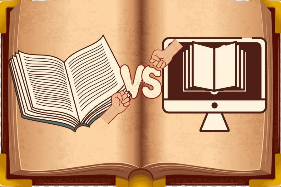 The benefits and drawbacks of reading digitally