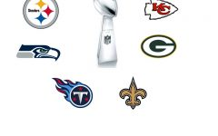 Top teams compete for a spot in the Super Bowl.