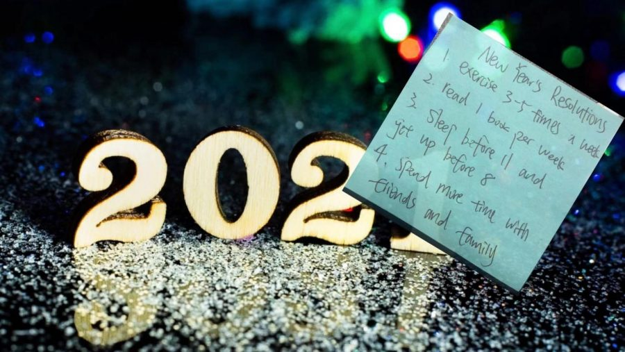 The end of the year is a good time to reflect and make new year resolutions.
