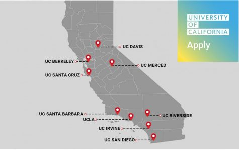 All 9 UC campuses extended their application deadlines after a technical error.