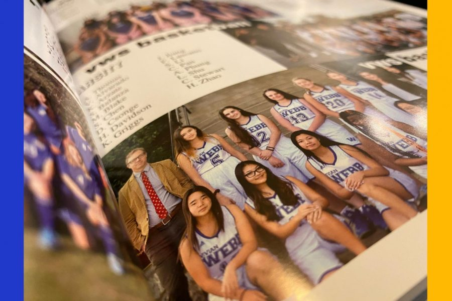 Photo+of+the+VWS+Junior+Varsity+Basketball+Team+taken+from+the+El+Espejo+2019-2020+yearbook.