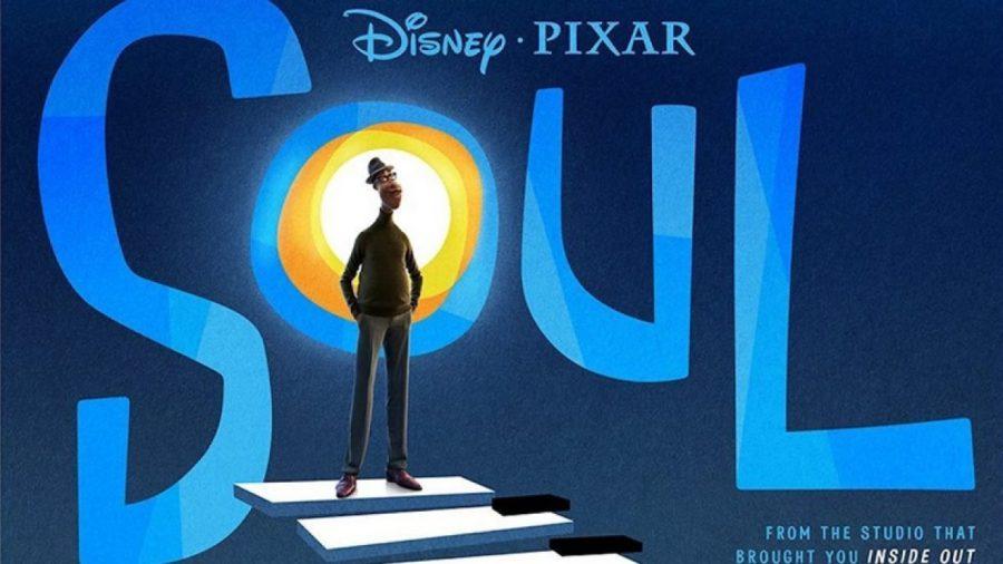 Joe Gardner (Jamie Foxx) takes a walk through his jazz infused memories. (Courtesy: Disney-Pixar)