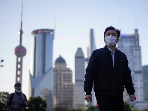Shanghai controls recent rise of local cases approaching Lunar New Year