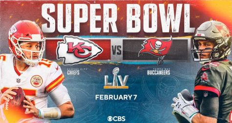 Kansas City Chiefs face off against the Tampa Bay Buccaneers in the 2021 Super Bowl