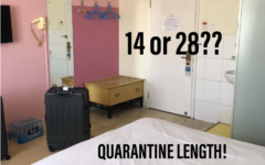 Quarantine policies in China are excessive.