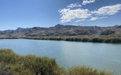 Here is a beautiful view of the Colorado River I took during my 2020 Unbounded Days trip. The reflection of the sky on the river jumped out at me and encapsulated the idea of reflecting on yourself. The water is constantly flowing forward, and the sky is continuously moving, and as humans, we progress the in the same way. Reflection is an essential process contributing to your change and growth.