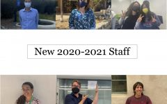 New 2020-2022 staff: here are the facts